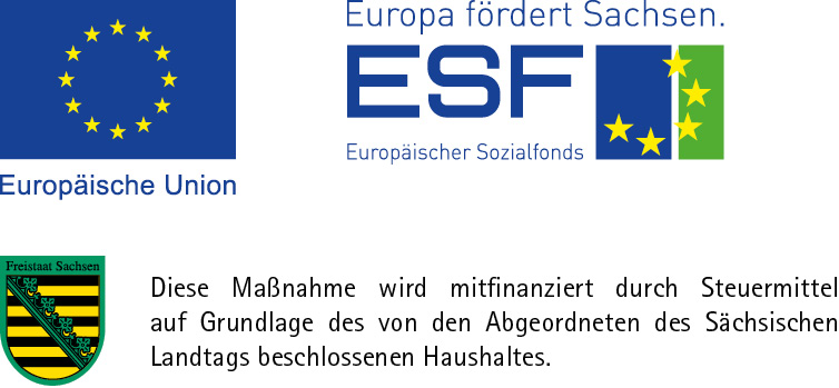 SMWA EFRE ESF Sachsen