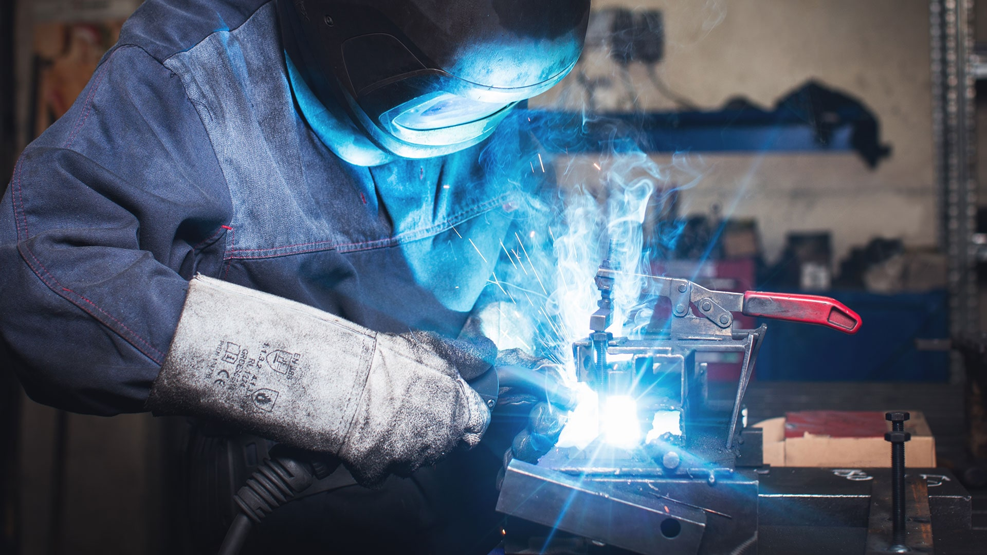 Stahlverarbeitung